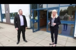 Embedded thumbnail for Antony Welcomes Co-Chairman of the Conservatives to Burnley